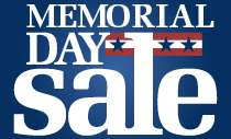 Memorial Day Sale..going on now!