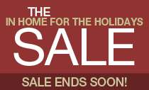 In Home for the Holidays Sale