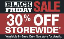 Thanksgiving Day Weekend Sale