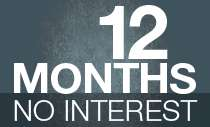12 Months No Interest