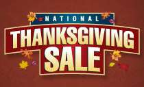 National Thanksgiving Sale