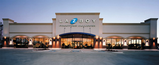 La-Z-Boy Red Deer