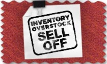 Inventory Overstock Sell Off - Clearance Event Going On Now!