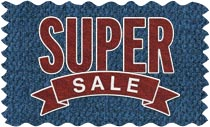 Super SOFA Sale - Super SOFA Selections, Super SOFA Savings!