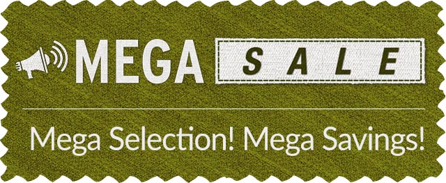 Discover YOUR mega relaxing moment during La-z-boy's Mega Sale! Save up to 50 percent off storewide on modern, stylish, comfortable furniture that lasts!