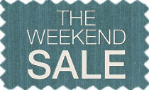 The Weekend Sale! Take 20% Off* the Sale Price