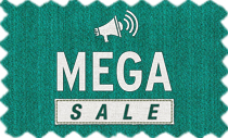 Mega Sale! Save up to $1000!
