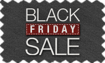 Shop Early & Save - Black Friday Sale
