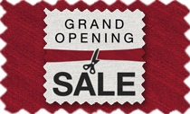 Grand Opening - Visit our new store in Draper
