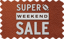 Super Weekend Sale - 30% off Everything!