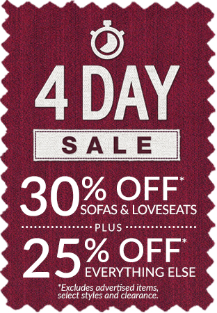 The 4 Day Sale!