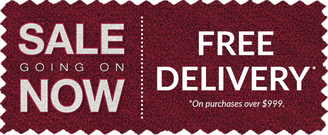 Sale Going On Now - Free Delivery!