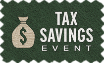 Save 4Xs the Sales Tax
