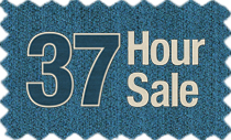 Save Up To 37% at the 37 Hour Sale!