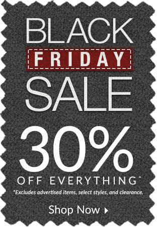 Black Friday Sale - Save 30%
