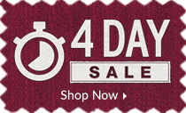 4 Day Sale! Get 30% of Sofas & Loveseats