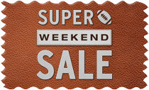 Super Weekend Sale - Limited Time Only!
