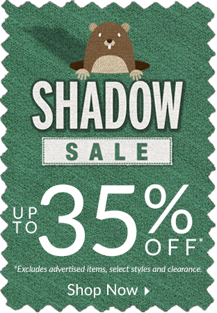 Shadow Sale - Save Up To 35%