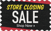 Store Closing Event - Everything Must Go