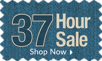 37 Hour Sale - Up to 37% off