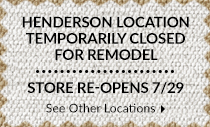 This Location Only - Closed for Renovation